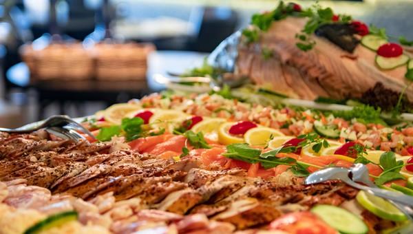 Live Cooking Brunch Van Der Valk Hotel Restaurant Den Bosch Vught